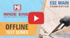 ESE | IES Mains Preparation Offline Test Series 2019