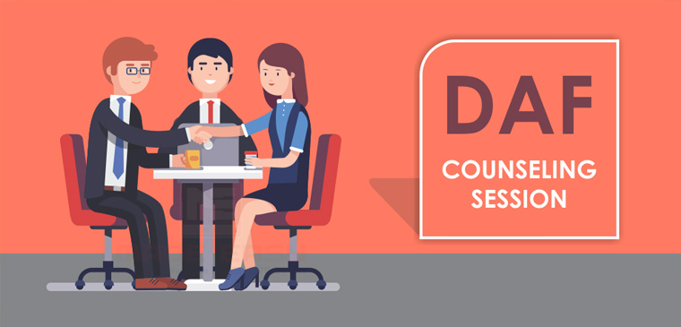 DAF Counseling Session