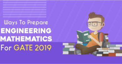 PREPARE ENGINEERING MATHEMATICS FOR GATE 2019