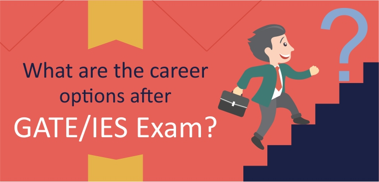 Career Options after Clearing Gate/ Ies Exam
