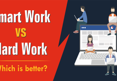 Smart work vs hard work: Which is better?