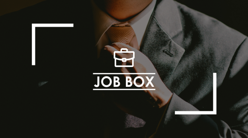 Job Notifications - Job Box