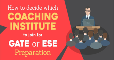 How to Decide Which Coaching Institute to Join for GATE or ESE Preparation