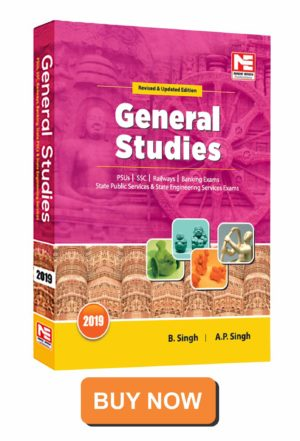 General Studies 2019 - Book for SSC, Railways and PSUs