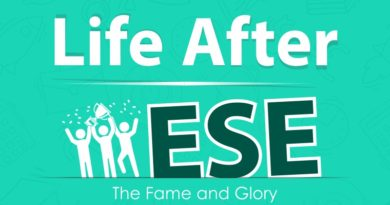Life after ESE: The Fame and Glory