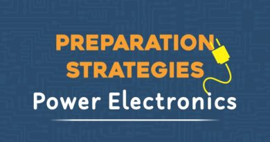 Preparation Strategies: Power Electronics