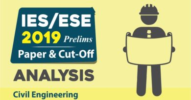 Engineering Services Examination - Civil Engineering