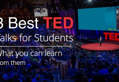 3 Best TED Talks for Students.