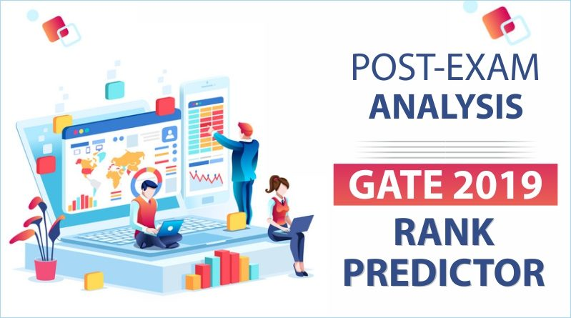 GATE 2019 Rank Predictor