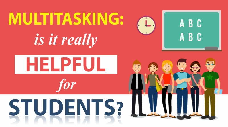 Multitasking: Is it Really Helpful for Students