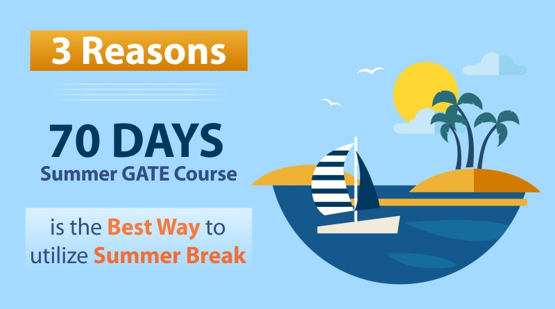 70 Days Summer GATE Course