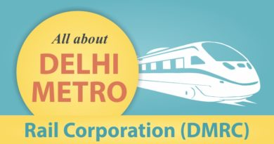 All about Delhi Metro Rail Corporation (DMRC)