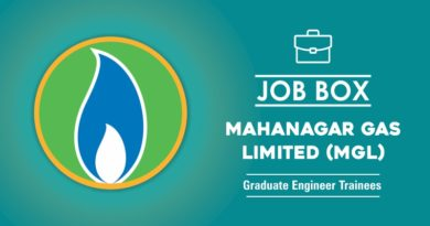 MGL Recruitment 2019 for Posts of Graduate Engineer Trainees