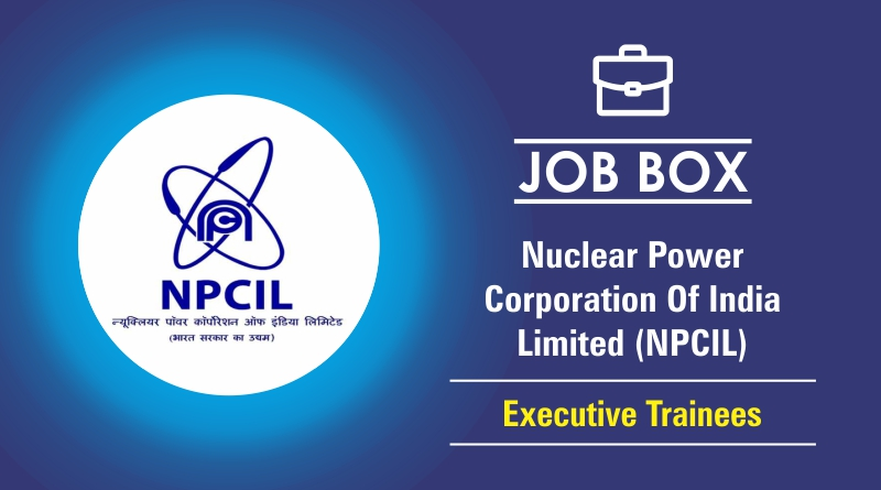 NPCIL Recruitment 2018-19