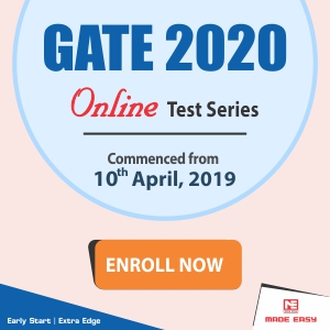 GATE 2020 Online Test Series