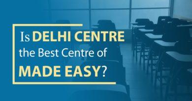 MADE EASY Delhi Center