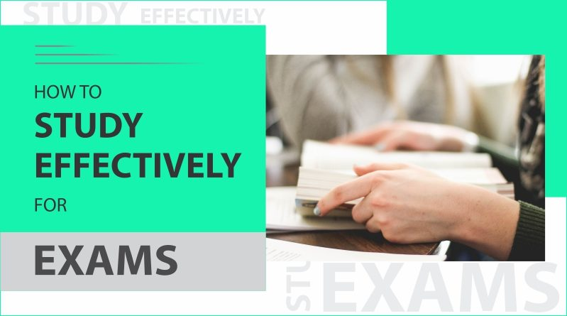 Study Effectively for Exam