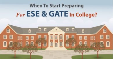 GATE or ESE preparation