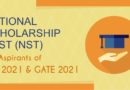 National Scholarship Test for GATE and ESE 2021
