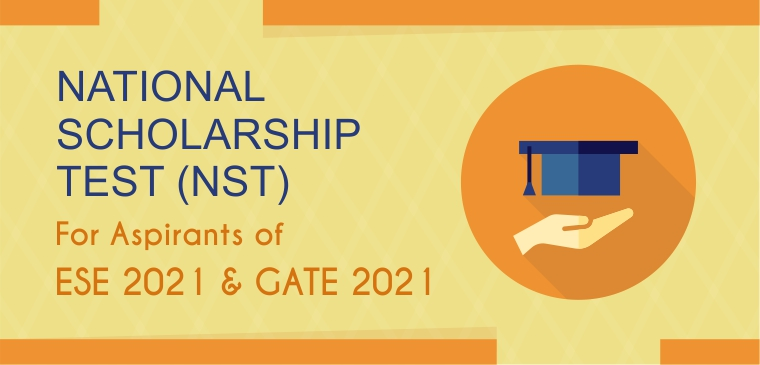 National Scholarship Test For Aspirants Of Ese 2021 And GATE