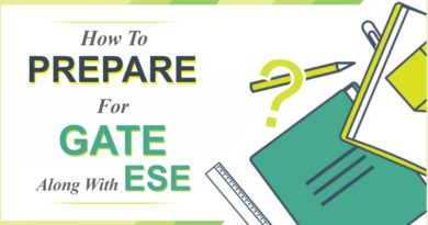 How to prepare for GATE along with ESE?