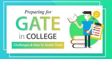 Preparing for GATE in College