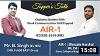 Bhosale Harshal Dnyaneshwar ME AIR-1 ESE topper 2019